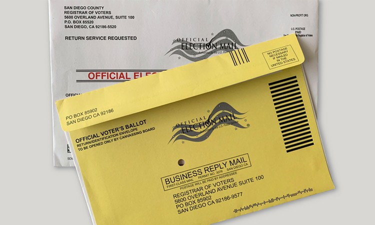 Convenient Drop-off Locations for Mail Ballot Voters